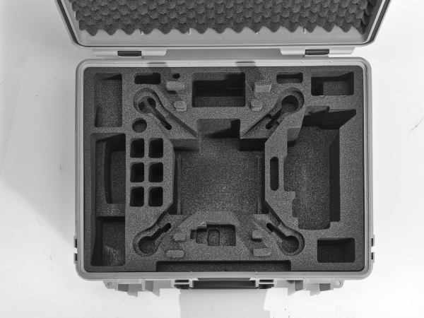 Valise B&W copter case DJI phantom 5-600
