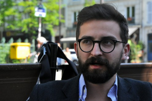 Michael Perry, Public Relations Manager de DJI