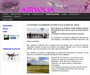 airvolia bac drone