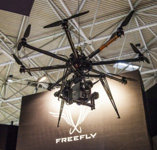 Cinestar 8 de Freefly