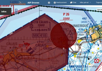 Centrale de Gravelines vue avec AIP Drones