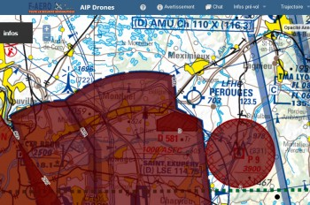 Centrale de Bugey vue avec AIP Drones