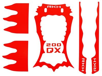 rakonheli-blade200qx-sticker