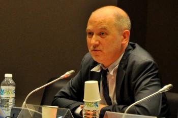 Denis Beaupin, vice-président de l'Assemblée Nationale