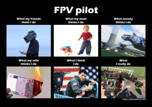 FPV pilot-1200