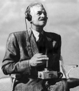 Reginald Denny. Crédit photo The American Magazine, 1947