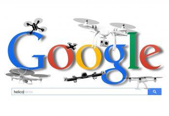 google-drones
