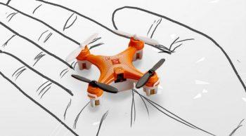 Quadcopter de poche-01
