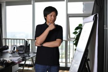 Lei Jun, PDG de Xiaomi.
