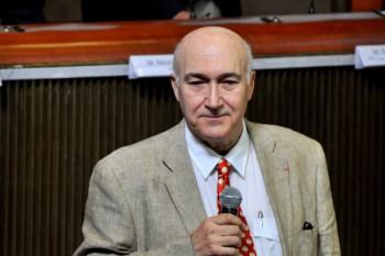 Michel Polacco, journaliste spécialisé dans les questions d'aéronautique.