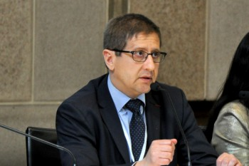 Stéphane Morelli, président de la FPDC.