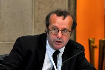Thierry Buttin, de la Commission Européenne, DG Marché Intérieur, Entreprises et Industrie.