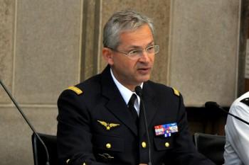 Denis Mercier, chef d'état-major de l'armée de l'air.