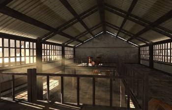 Le Warehouse, un scénario qui sera bientôt ajouté...
