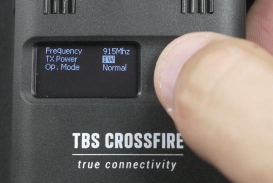 Comment voulez-vous brancher Crossfire