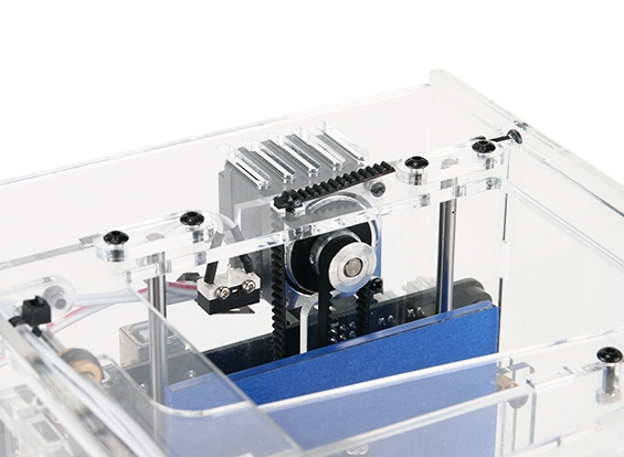 Mini Fabrikator 3D Printer by Tiny Boy | HelicoMicro.com