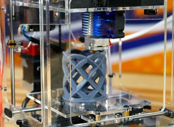 Mini Fabrikator 3D Printer by Tiny Boy   HelicoMicro.com