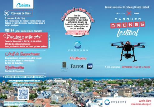 program drones Cabourg
