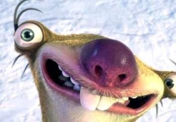 Sid - l'Age de glace Crédit 20th Century Fox