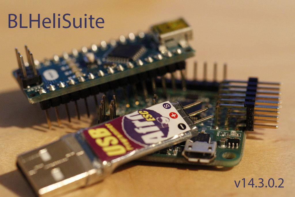 BLHeliSuite 14.3.0.2