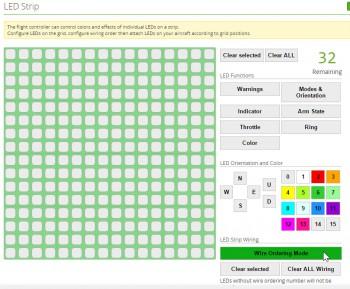 LED - Wiring Order