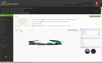 Cleanflight Configurator 1.2.0