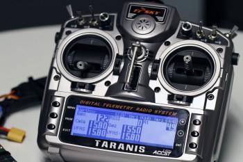 Taranis - Telemetry
