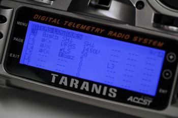 Taranis - VFAS