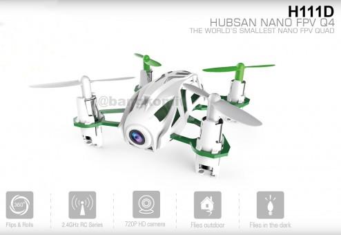 hubsan-H111d