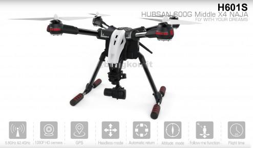 hubsan-H601S