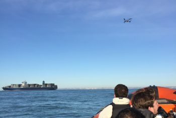 Making Aviation History - Richard Gill flys the first quadcopter drone across the English Channel