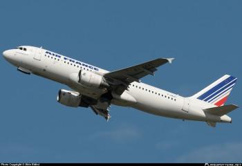 Airbus F-GKXT à Rome-Fiumicino. Crédit photo Aldo Bidini pour planespotters.net