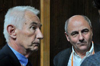 Bruno Delor et Jean-Louis Missika
