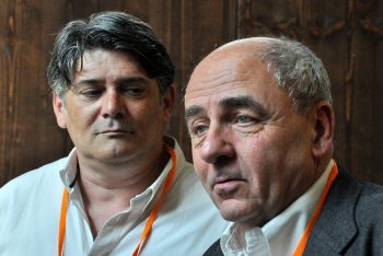 Richard Vinuesa et Jean-Louis Missika