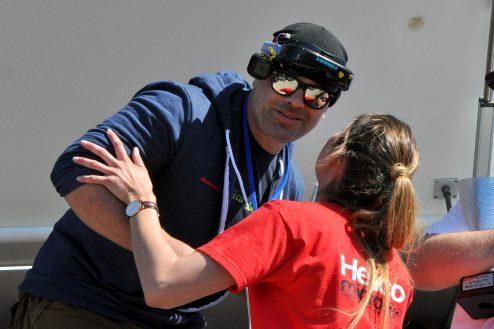 Rolf Venz, 1er course Lightrax