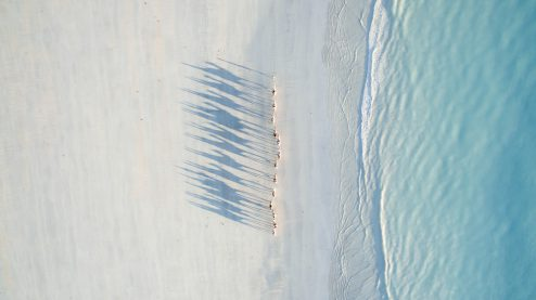 2nd Prize Winner category Travel, Cable Beach by Todd Kennedy