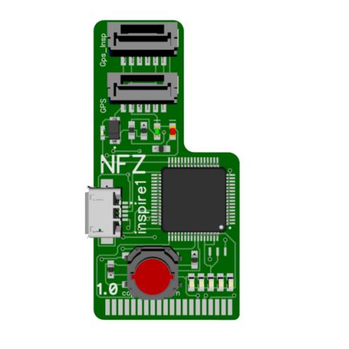 NFZ mod version Inspire 1.