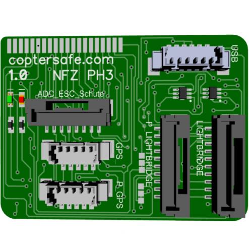 NFZ mod version Phantom 3.