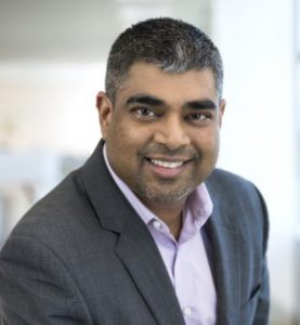 Anil Nanduri, Vice President du New Technology Group et General Manager de l'UAV segment dintel