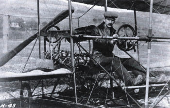 Glenn Curtiss - Crédit photo USAF Museum
