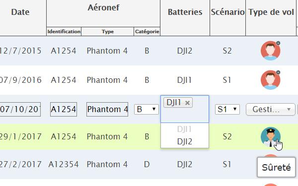 Phantom dj12 drone