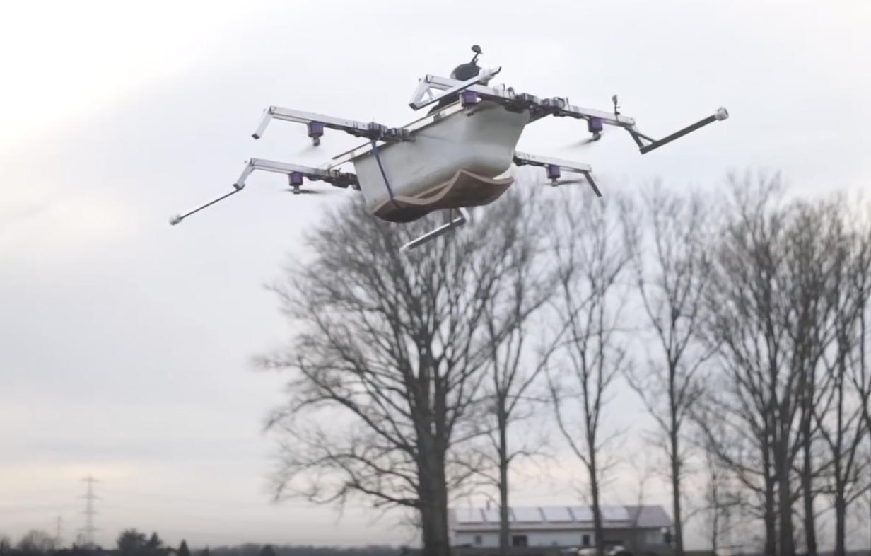 avis drone quadcopter