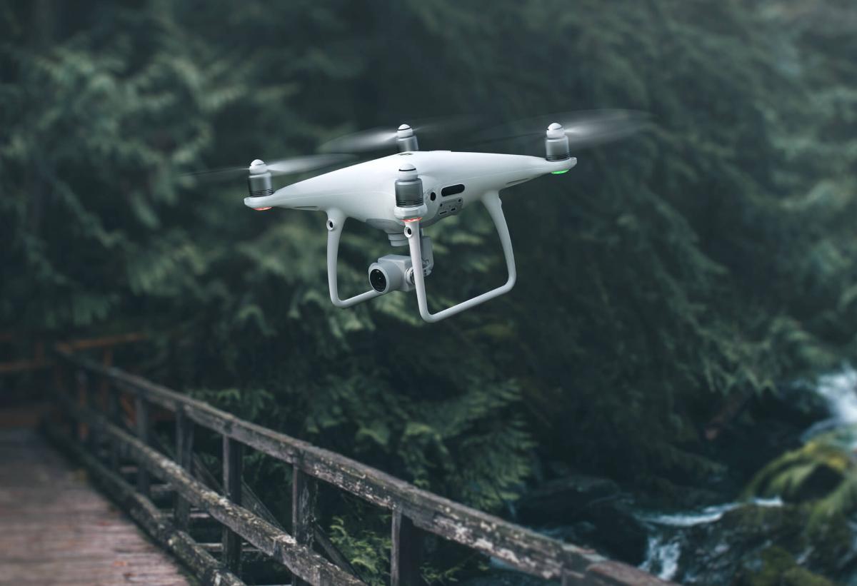 drone camera qatar