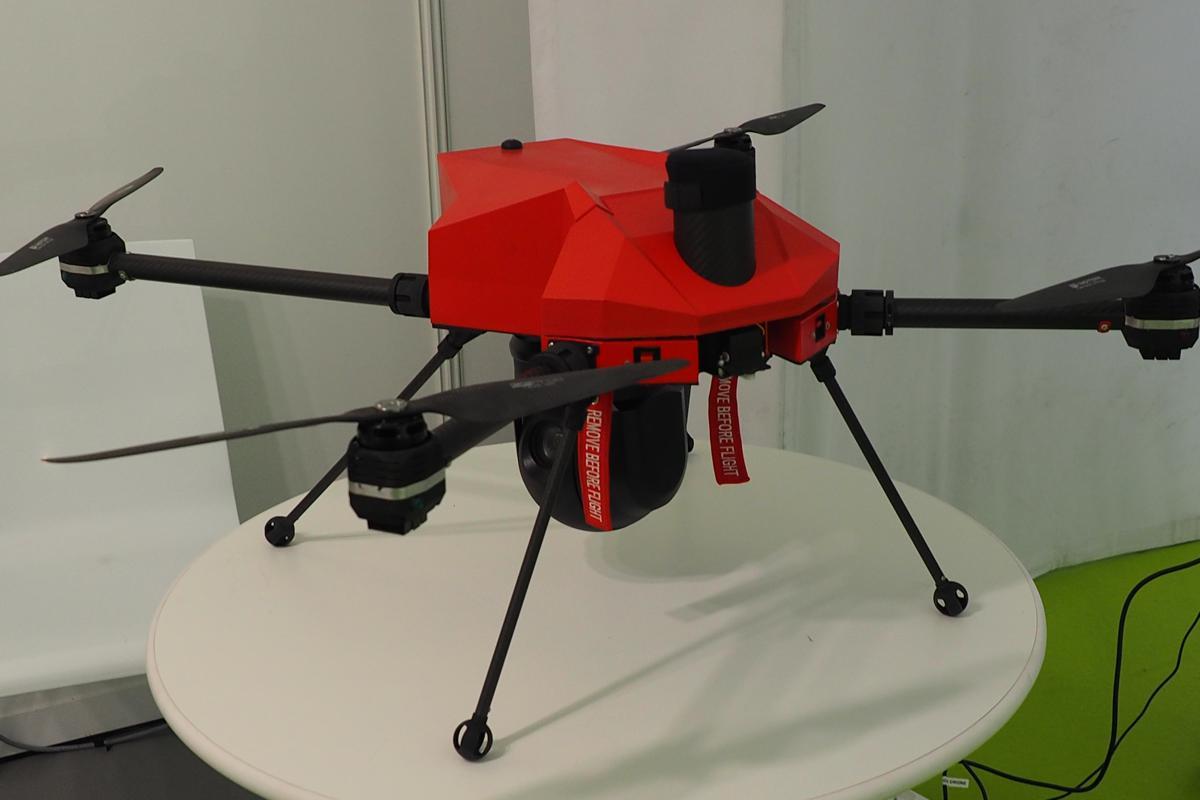 achat drone oiseau
