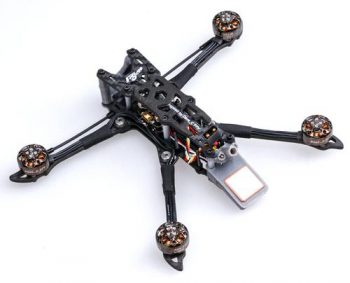 Flywoo Explorer LR 4p HD sans Caddx Vista - HelicoMicro.com